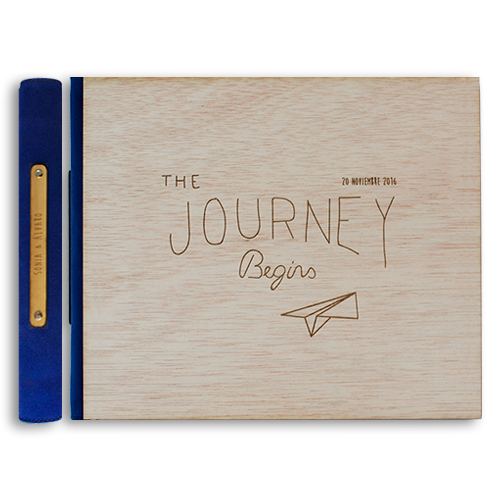 Miniatura Album Journey