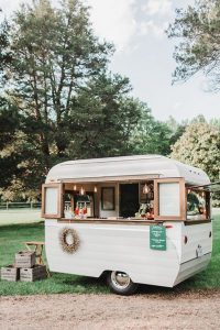 Bodas al aiore libre - Food Trucks